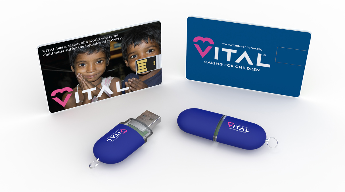 Flashbay donates to the Vital For Children Charity