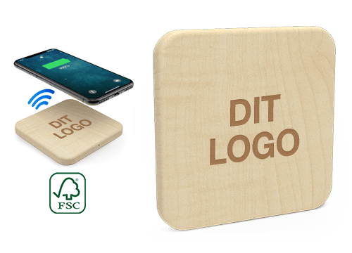 Forest - Customizable Wireless Charging Pad